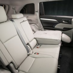 Toyota 4runner Captains Chairs Floor Futon Chair 21 Great Vehicles That Fit 3 Car Seats Across U S News World Report