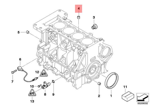 Wiring Diagram PDF: 2002 Mini Cooper Engine Diagram