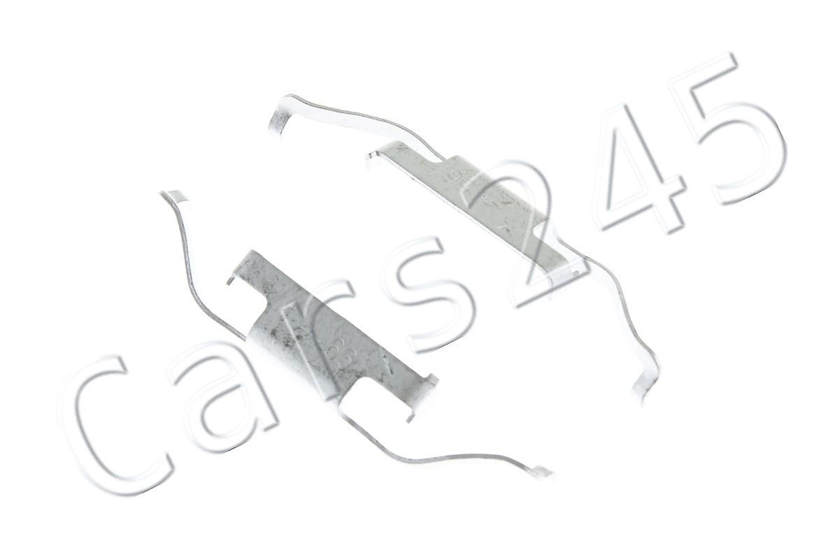 Genuine Rear Caliper Anti-Rattle Clip x2 pcs BMW 3 7