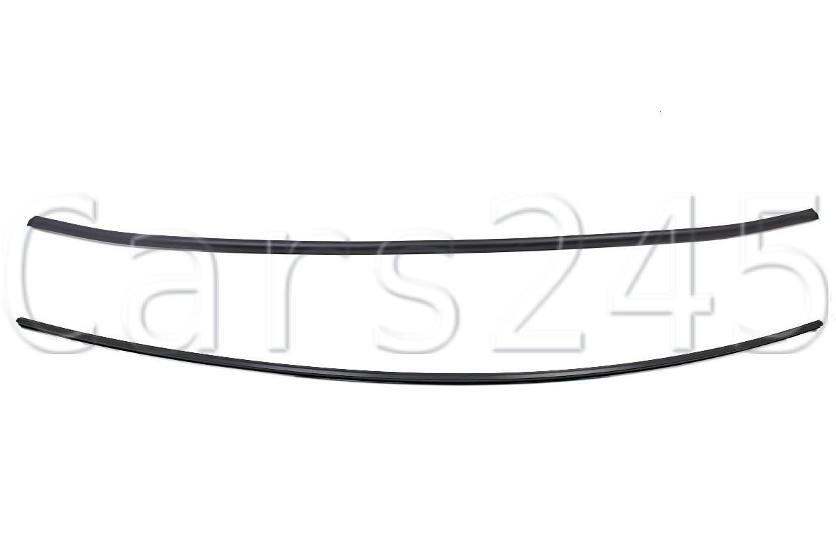Genuine Windscreen Front Lower Upper Mouldings Fits Bmw 3 Series E90 E91 04