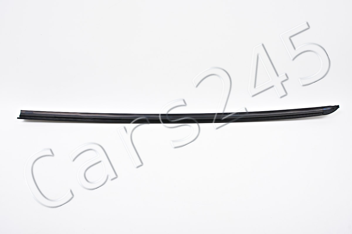 Genuine Front Windshield Right Drip Moulding Seal BMW 5