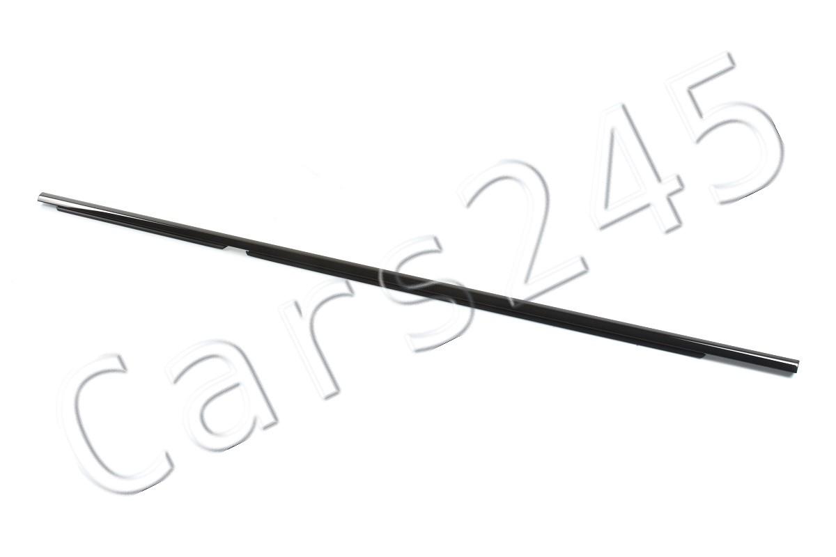 Genuine Outer Weatherstrip Rear Left Door Bmw X5 E70 X5 3