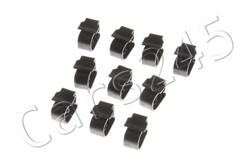 small resolution of details about genuine cable wiring harness holder clip x10 pcs bmw mini alpina m3 61131387626
