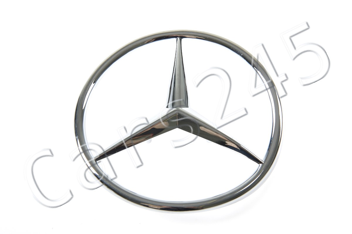 Genuine Trunk Lid Star Emblem Badge MERCEDES R107 W107