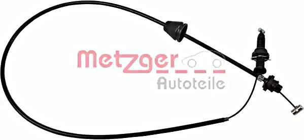METZGER Accelerator Cable For DACIA Duster Logan Mcv