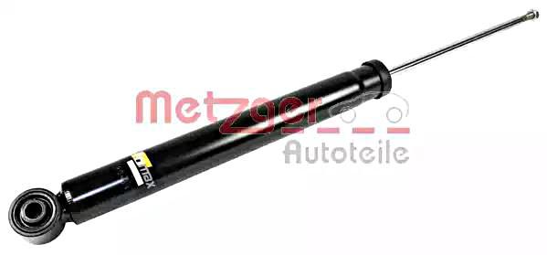 METZGER Shock Absorber Rear Axle Gas For AUDI A4 Avant A5