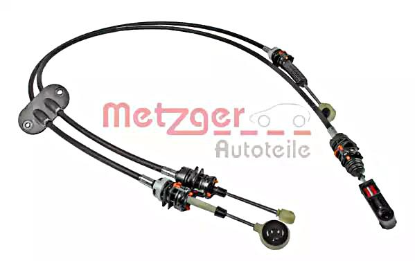 METZGER Manual Transmission Cable For FORD Fiesta V Van