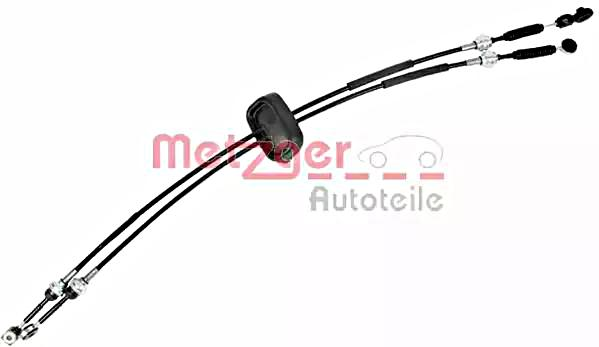 METZGER Manual Transmission Cable For OPEL RENAULT NISSAN