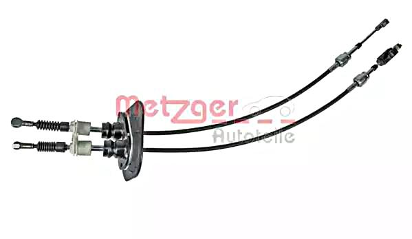 METZGER Manual Transmission Cable For PEUGEOT CITROEN FIAT
