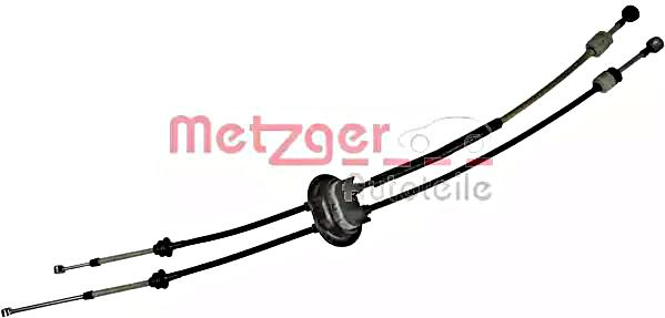 METZGER Manual Transmission Cable For PEUGEOT CITROEN 307