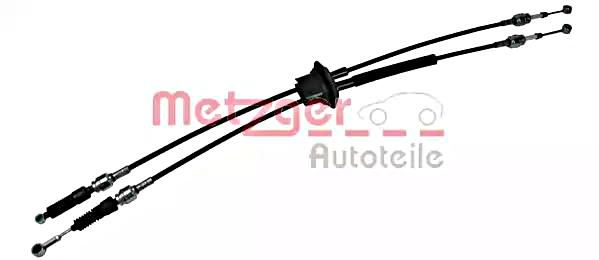 METZGER Manual Transmission Cable For FIAT Multipla 99-10