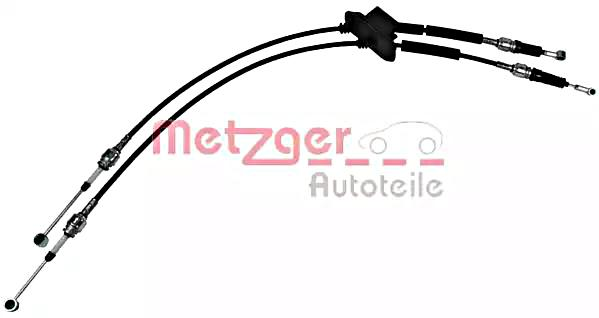 METZGER Manual Transmission Cable For FIAT Doblo Cargo Mpv