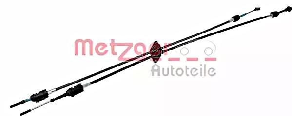 METZGER Manual Transmission Cable For MERCEDES Sprinter