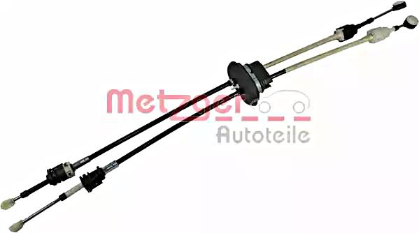METZGER Manual Transmission Cable For CITROEN PEUGEOT C8