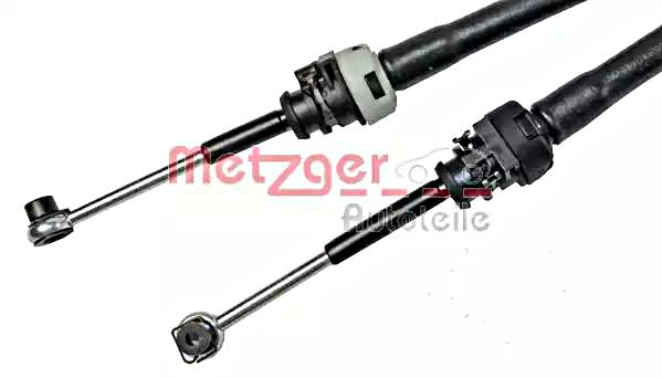 METZGER Manual Transmission Cable For CITROEN Xsara
