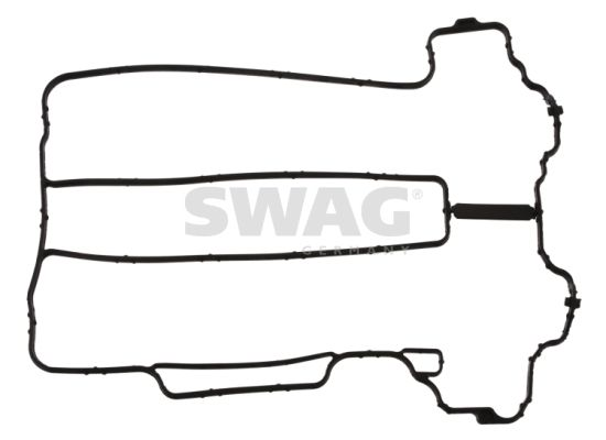 SWAG Cylinder Head Cover Gasket Fits OPEL Agila Corsa