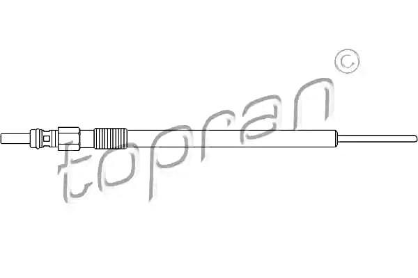 Glow Plug For ALFA ROMEO OPEL VAUXHALL FIAT LANCIA 147 156