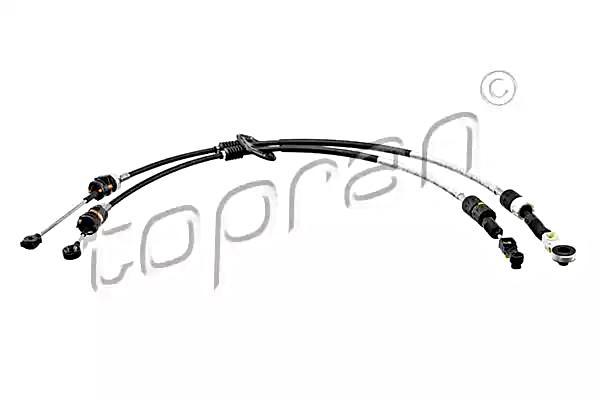 TP Manual Transmission Cable Fits FORD Focus Hatchback