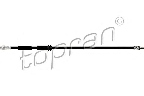 Brake Hose Front LEFT RIGHT Fits MINI Clubman Roadster Jcw