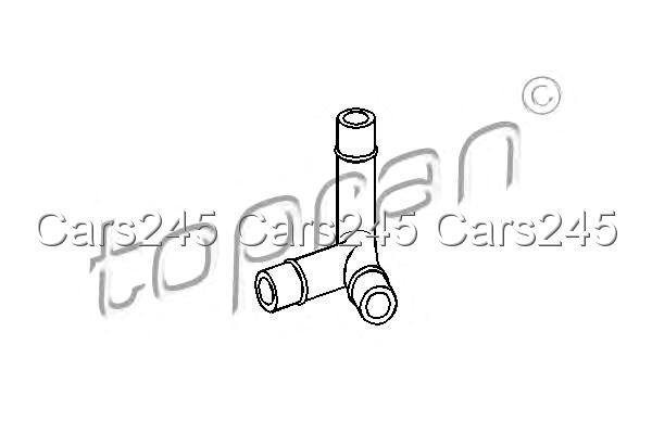 Audi 100 C4 A6 Seat Ibiza II 2 VW Breather Tube Hose