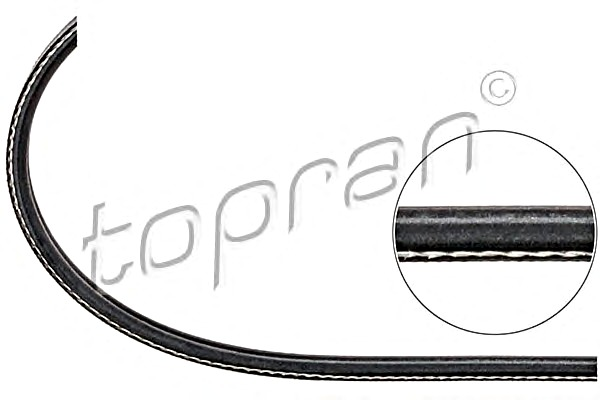 V-Ribbed Belt Drive Serpentine Fits AUDI 100 80 VW Passat