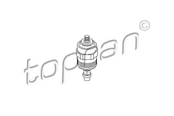 Fuel Cut-off Solenoid Valve Fits AUDI 100 80 SEAT Ibiza VW