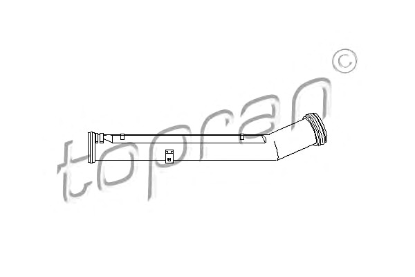 Engine Water Coolant Pipe Fits AUDI A2 SEAT Ibiza SKODA