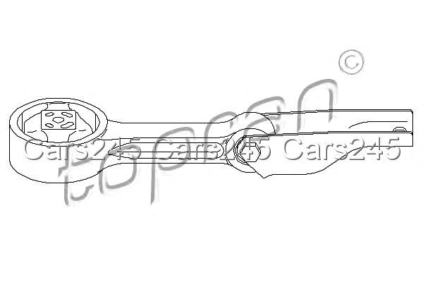 Manual Transmission Mounting Fits AUDI A1 8X SEAT Ibiza