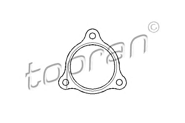 Seal Gasket for exhaust pipe Fits AUDI A4 A6 A8 VW Passat