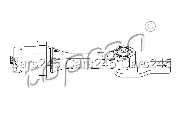 Manual Transmission Mounting Fits AUDI A3 SEAT Toledo