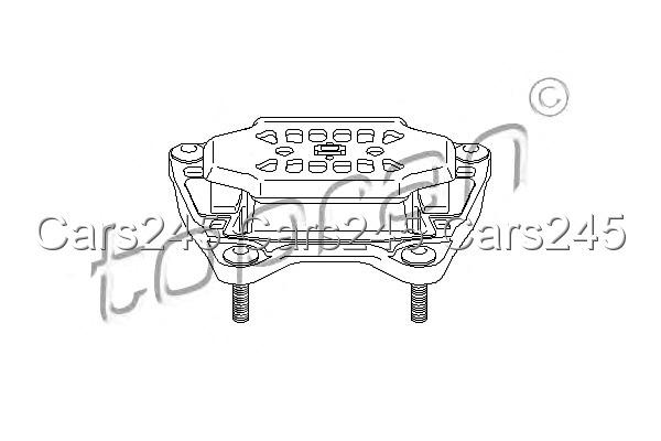 Manual Transmission Mounting Fits AUDI A6 Avant C6 4F
