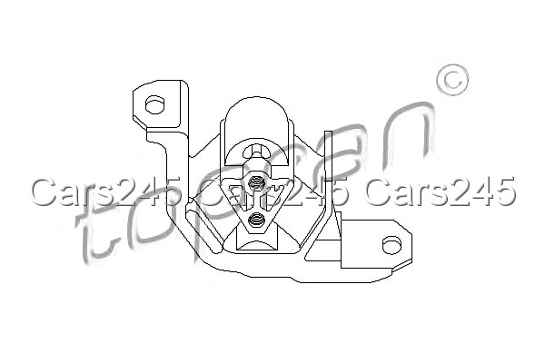 Engine Left Front Mounting Fits OPEL Combo Corsa Tigra