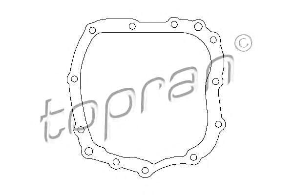 Oil Seal Gasket for manual gear Fits OPEL Astra Kadett