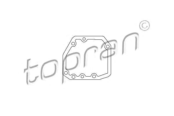 Seal Gasket for manual gear housing Fits OPEL Ascona Astra