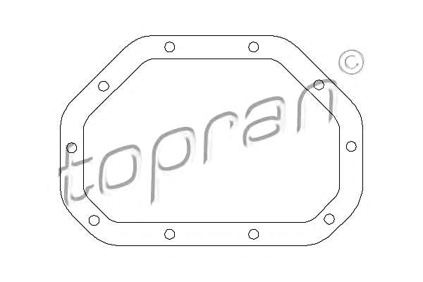 Seal Gasket for differential Fits OPEL Astra Corsa Meriva