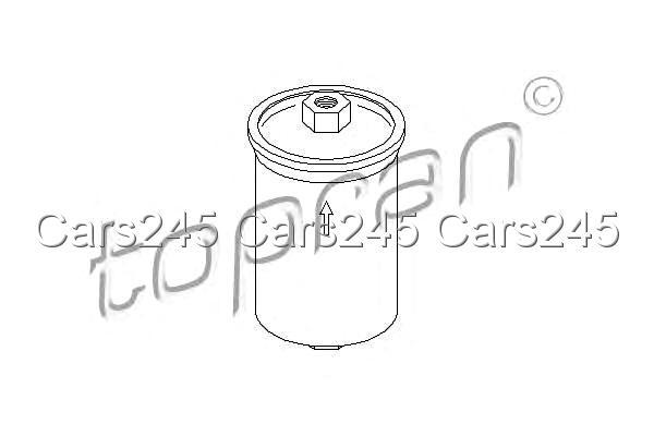 Inline Fuel Filter Fits AUDI 90 80 PEUGEOT 405 1.6-2.8L