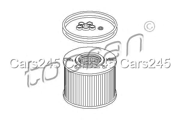 fuel filter cross reference list