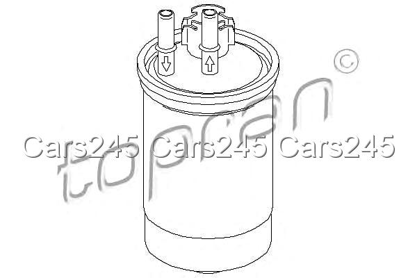 Fuel Filter Fits FORD Focus Clipper Fiesta IV Courier 1.8L