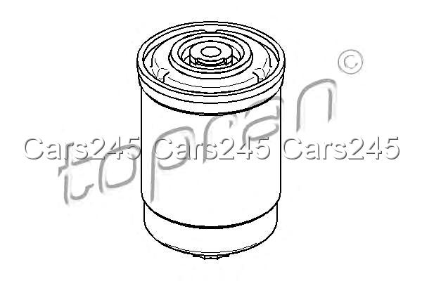 Fuel Filter Fits FORD Transit Flatbed Chassis E 2.5L 1994