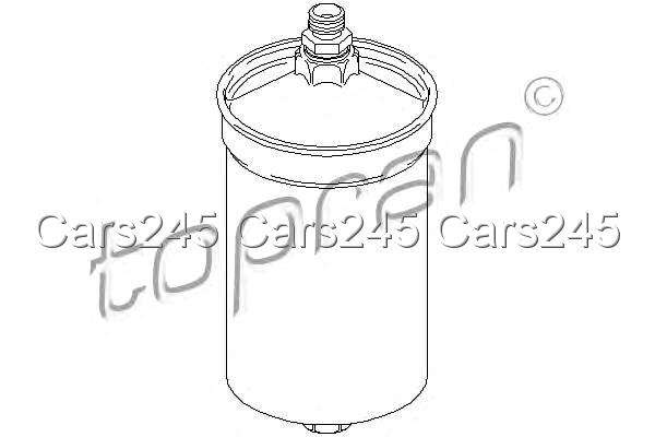 Inline Fuel Filter Fits MERCEDES Coupe 190 C S-Class Kombi