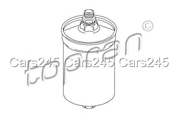 Inline Fuel Filter Fits MERCEDES C CL E S-Class Kombi 190