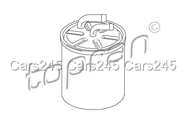 Inline Fuel Filter Fits MERCEDES A B C E M S-Class
