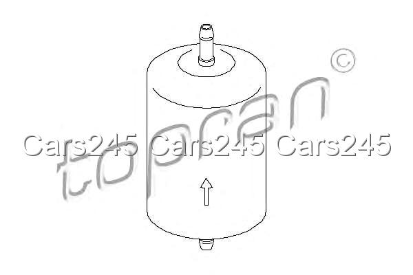 Inline Fuel Filter Fits BMW 3 5-Series MERCEDES C-Class