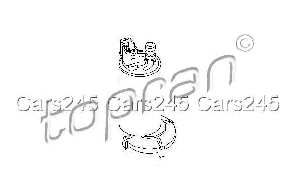 Electric Fuel Pump Assembly Fits SEAT Toledo I VW Jetta II