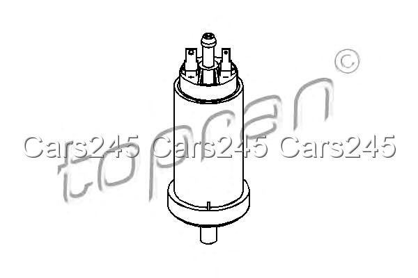 Electric Fuel Pump Fits OPEL Astra Ascona Corsa Kadett