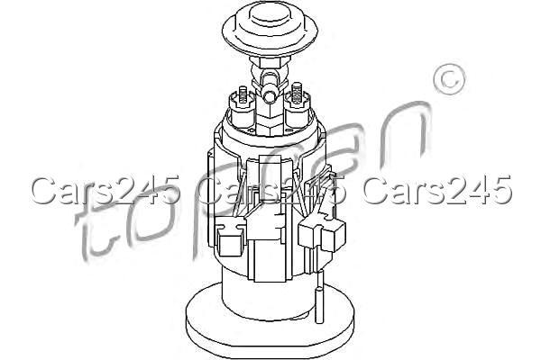 Electric Fuel Pump Fits BMW 7-Series E32 3.4L 1986-1987 1