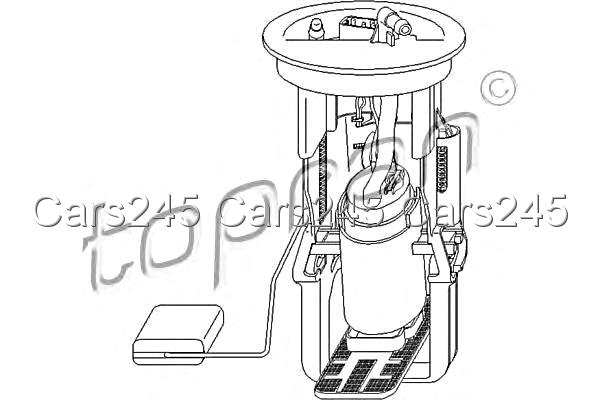 Electric Fuel Pump Fits BMW 3-Series E46 Coupe Convertible
