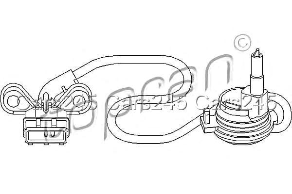 Reverse Light Switch Fits AUDI A4 A6 SKODA VW 1994-2008