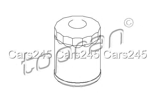 Oil Filter Fits FORD B-Max C-Max Fiesta Focus Fusion