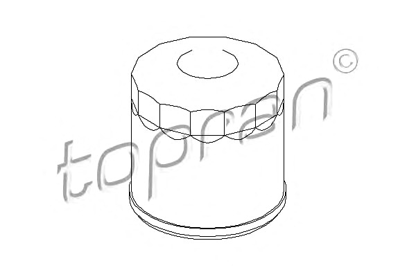 Oil Filter Fits FORD Courier Fiesta Focus Tourneo Transit
